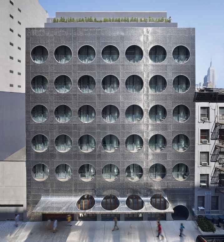 Dream Hotel New York, Photo Bruce Damonte