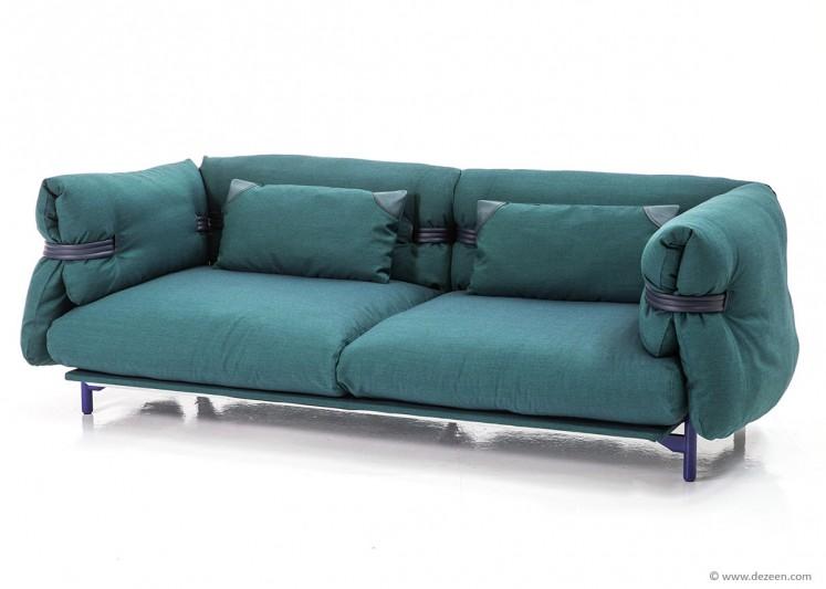 Sofa von Patricia Urquiola
