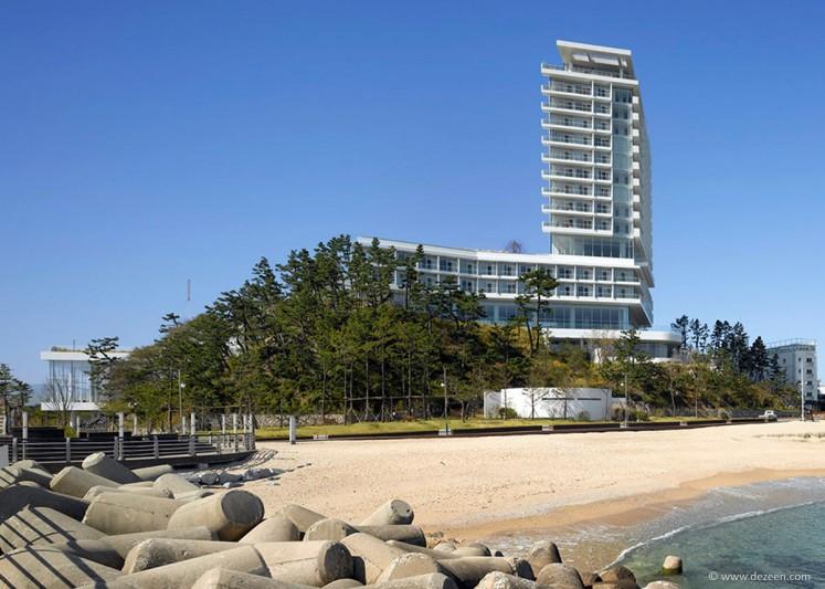 Seamarq Hotel, South Korea