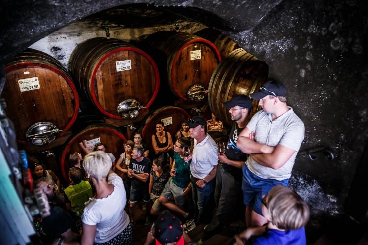 Führung und Weinverkostung im Kloster Coltibuoni