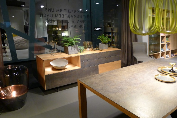 Massivholz und authentische Materialien sorgen für attraktive Haptik