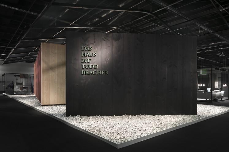 """Diesjähriger  Guest of Honor für """"Das Haus"""" ist der New Yorker Designer Todd Bracher"""