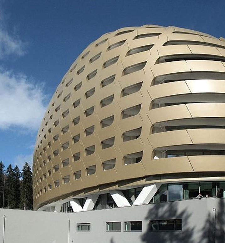 Davos - Hotel InterContinental, Kecko