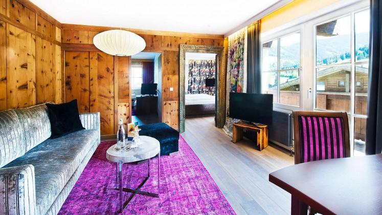 Krallerhof - Suite