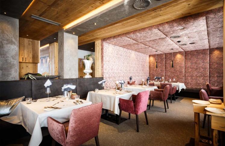 Hotel Bergfried Restaurant