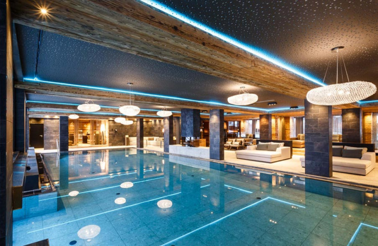 Hotel Bergfried Wellness