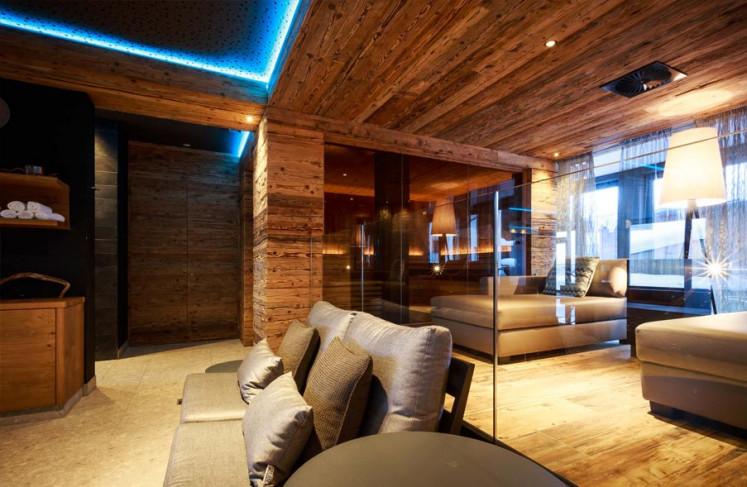 Hotel Bergfried Sauna